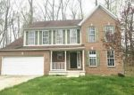 Bank Foreclosure for sale in Bryans Road 20616 GREENVILLE DR - Property ID: 3709572916