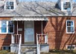 Bank Foreclosure for sale in Glen Burnie 21060 DELAWARE AVE - Property ID: 3710023582