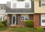 Bank Foreclosure for sale in Glen Burnie 21061 INGRAM CT - Property ID: 3747988929