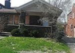 Bank Foreclosure for sale in Detroit 48210 LONYO ST - Property ID: 3954017128