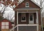 Bank Foreclosure for sale in Saint Louis 63135 S HARVEY AVE - Property ID: 4082104832
