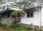 Bank Foreclosure for sale in Keaau 96749 5TH AVE - Property ID: 4086864281