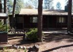 Bank Foreclosure for sale in Show Low 85901 S GOLD DUST TRL - Property ID: 4087265920