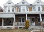 Bank Foreclosure for sale in Norristown 19401 W LAFAYETTE ST - Property ID: 4095576462