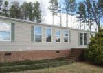 Bank Foreclosure for sale in Roxboro 27574 JOHN D WINSTEAD RD - Property ID: 4096883380