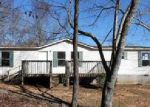 Bank Foreclosure for sale in Maysville 30558 ERVIN CHAMBERS RD - Property ID: 4104884734