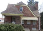 Bank Foreclosure for sale in Detroit 48227 BILTMORE ST - Property ID: 4132266422