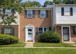 Bank Foreclosure for sale in Glen Burnie 21061 CANDLE LIGHT LN - Property ID: 4157727605