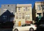 Bank Foreclosure for sale in Jersey City 07305 LEMBECK AVE - Property ID: 4157921630