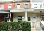 Bank Foreclosure for sale in Philadelphia 19134 N WATER ST - Property ID: 4205305148