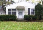 Bank Foreclosure for sale in Chesterton 46304 WABASH AVE - Property ID: 4225597368