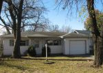 Bank Foreclosure for sale in Dewey 74029 N PAWNEE AVE - Property ID: 4231234983
