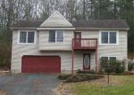 Bank Foreclosure for sale in Stroudsburg 18360 BARTONSVILLE WOODS RD - Property ID: 4234157573