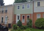 Bank Foreclosure for sale in Manassas 20110 PINEY POINT CT - Property ID: 4242036727