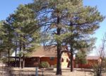 Bank Foreclosure for sale in Show Low 85901 ASPEN WAY - Property ID: 4245201972
