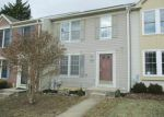 Bank Foreclosure for sale in Ellicott City 21043 BRIGHTWIND CT - Property ID: 4245321980