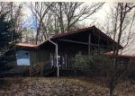 Bank Foreclosure for sale in Cullowhee 28723 WINDY GAP RD - Property ID: 4245702567