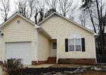 Bank Foreclosure for sale in High Point 27265 ANDOVER CT - Property ID: 4247850838