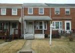 Bank Foreclosure for sale in Dundalk 21222 EWALD AVE - Property ID: 4250115142