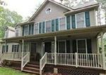 Bank Foreclosure for sale in Heathsville 22473 CANVASBACK DR - Property ID: 4250860585