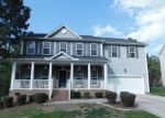 Bank Foreclosure for sale in Knightdale 27545 STONEWOOD PINES DR - Property ID: 4265318544