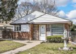 Bank Foreclosure for sale in Lansing 60438 LORENZ AVE - Property ID: 4266255364
