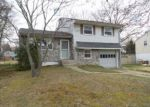 Bank Foreclosure for sale in Clementon 08021 AMAN AVE - Property ID: 4268035291