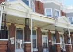 Bank Foreclosure for sale in Baltimore 21218 E 31ST ST - Property ID: 4269640469