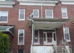 Bank Foreclosure for sale in Baltimore 21215 NORFOLK AVE - Property ID: 4270103857