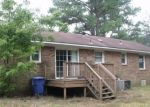 Bank Foreclosure for sale in Elm City 27822 DANIEL DR - Property ID: 1136312303