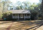Bank Foreclosure for sale in Crawfordville 32327 MARIE CIR - Property ID: 3772229910