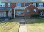 Bank Foreclosure for sale in Baltimore 21239 THE ALAMEDA - Property ID: 4057400906
