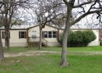 Bank Foreclosure for sale in Kingsland 78639 HORSESHOE DR - Property ID: 4118279279