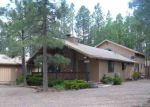 Bank Foreclosure for sale in Pinetop 85935 ELK RD - Property ID: 4127427693