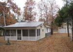 Bank Foreclosure for sale in Eufaula 74432 E BABOCK ST - Property ID: 4225255308