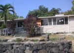 Bank Foreclosure for sale in Kailua Kona 96740 PLUMERIA RD - Property ID: 4244810862