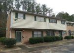 Bank Foreclosure for sale in Union City 30291 FLAT SHOALS RD - Property ID: 4258569362