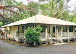 Bank Foreclosure for sale in Pahoa 96778 KAHUKAI ST - Property ID: 4264110166