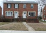 Bank Foreclosure for sale in Parkville 21234 WOODRING AVE - Property ID: 4267853986