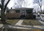 Bank Foreclosure for sale in Chicago Heights 60411 HOLBROOK RD - Property ID: 4268449175