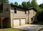 Bank Foreclosure for sale in Ellijay 30540 HAROLD PRITCHETT RD - Property ID: 4273290549