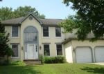 Bank Foreclosure for sale in Sewell 08080 COTSWOLD WAY - Property ID: 4286859417
