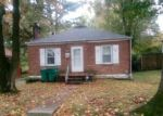 Bank Foreclosure for sale in Saint Louis 63114 BURTON AVE - Property ID: 4320826491