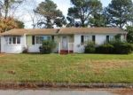 Bank Foreclosure for sale in Chesapeake 23324 DEXTER ST E - Property ID: 4340008888