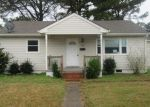 Bank Foreclosure for sale in Portsmouth 23701 BUNCHE BLVD - Property ID: 4340428456