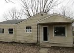Bank Foreclosure for sale in New Castle 47362 N HILLSBORO RD - Property ID: 4347624369