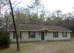 Bank Foreclosure for sale in Williston 32696 NE 3RD PL - Property ID: 4388576694