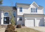 Bank Foreclosure for sale in Sicklerville 08081 GRANITE CT - Property ID: 4389278768