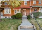 Bank Foreclosure for sale in Baltimore 21239 WILLOWTON AVE - Property ID: 4391773460