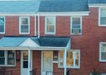 Bank Foreclosure for sale in Baltimore 21229 WILKENS AVE - Property ID: 4391921946